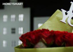 情人節收花