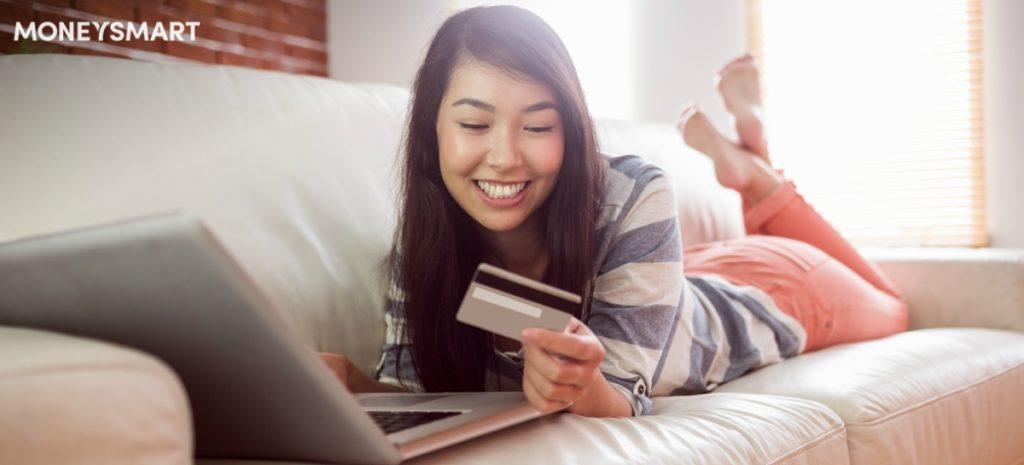 學生上網購物