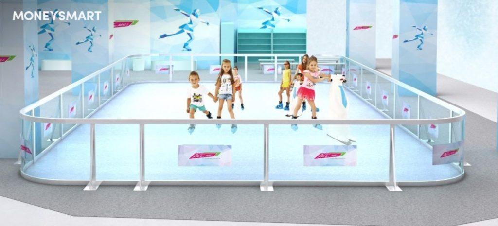 10人溜冰場