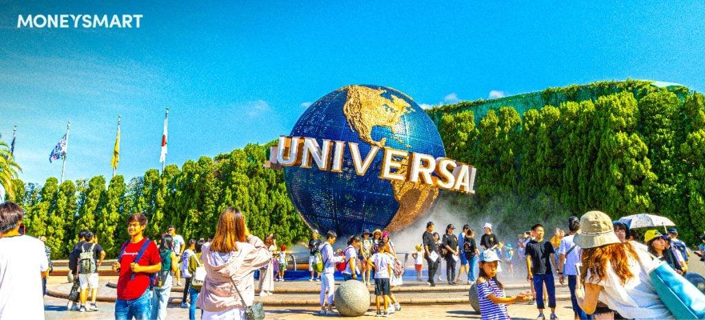 網購日本USJ 迪士尼門票 取消行程無得退?