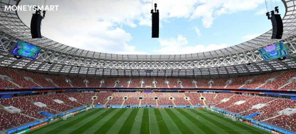 高盛 世界盃