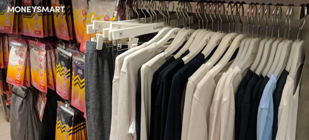 保暖內衣   消委會測試  99蚊Baleno最平最暖