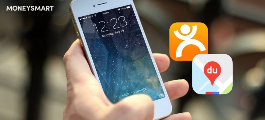 返大陸玩  4大實用App推介(搵食、地圖、Call車、叫外賣)(有片)