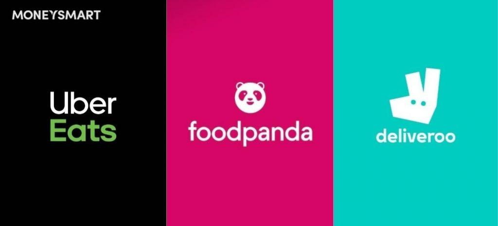 3大 步兵 薪金待遇比較:Deliveroo/Foodpanda/UberEats