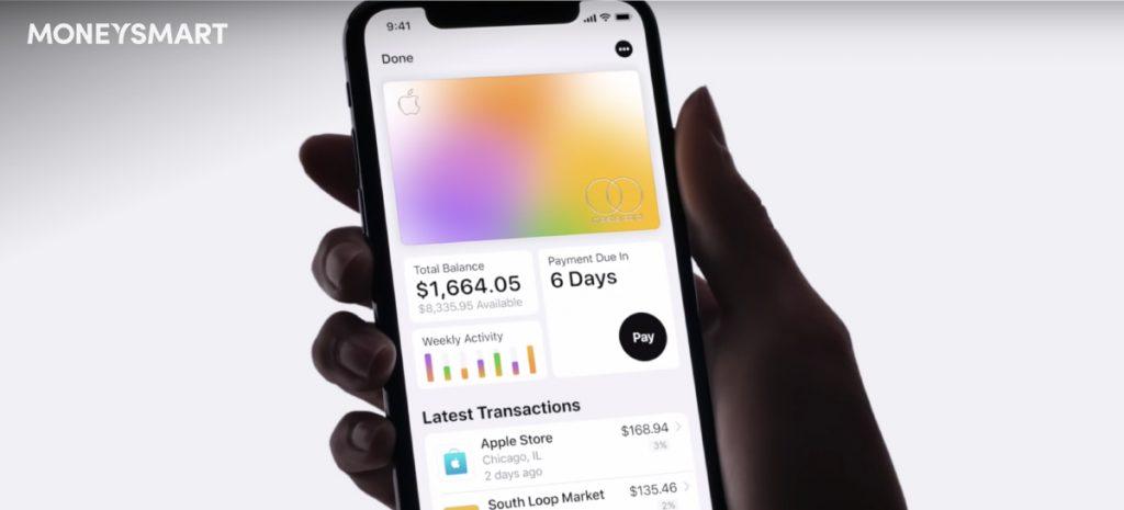 【蘋果出信用卡】Apple Card免年費  3%回贈   遲還卡數無罰款