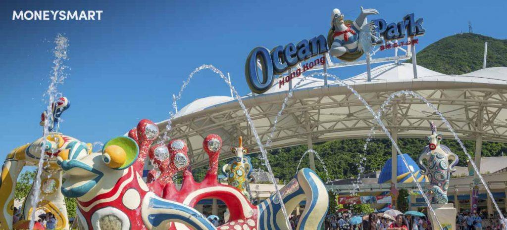 海洋公園年票 優惠  限時65折入會兼送HK$200現金券
