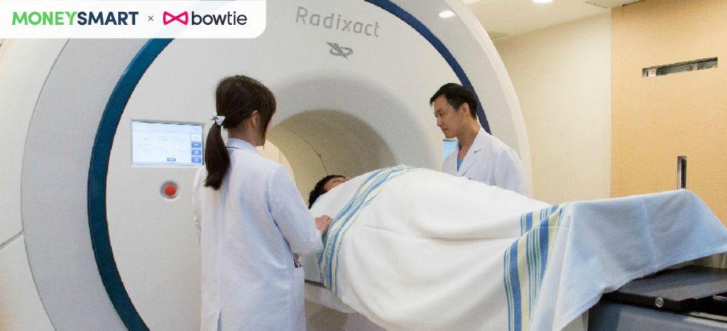 浸會醫院 常用服務價錢  收費價目表 2019