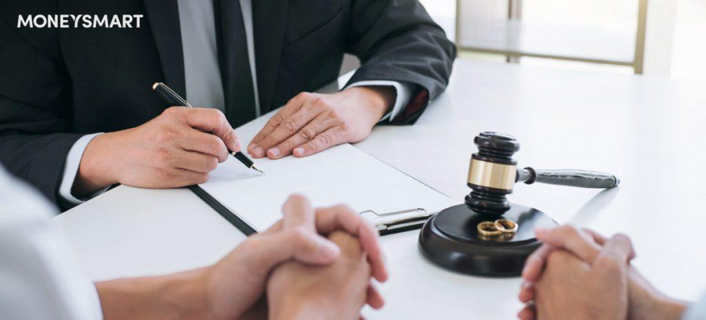 離婚財產分配 Q&A  分身家 贍養費 解說+物業分配原則