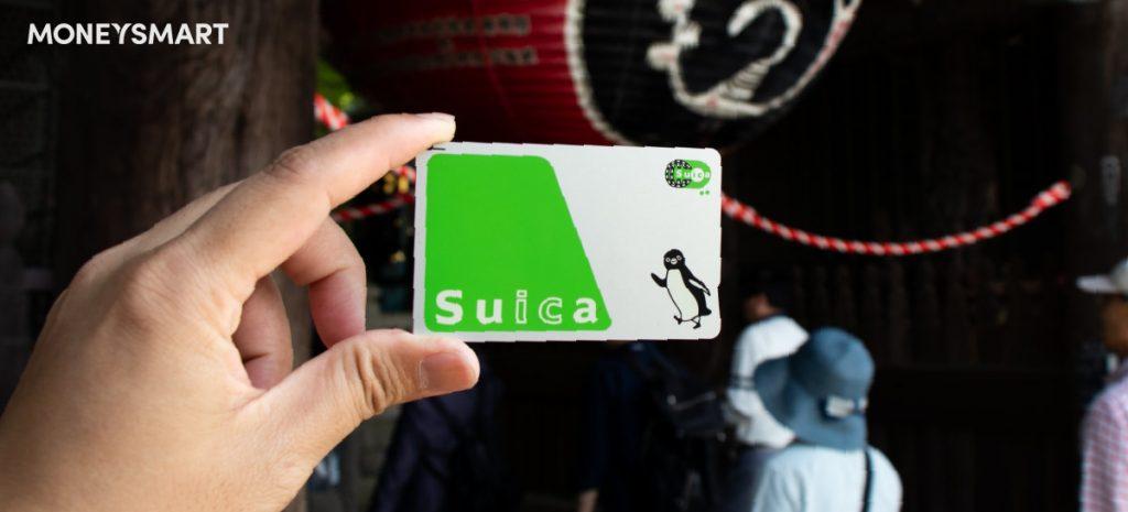 【 Suica 卡賺回贈教學 】 西瓜卡記名方法 +申請領取回贈程序