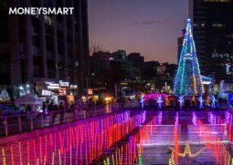 韓國首爾聖誕燈飾
