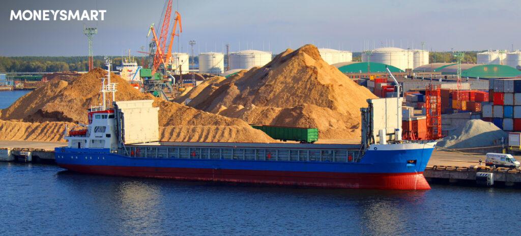 波羅的海乾散貨綜合指數與般運股關係